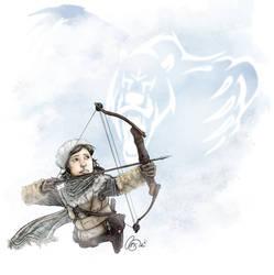 Bear Hunter by ValkAngie