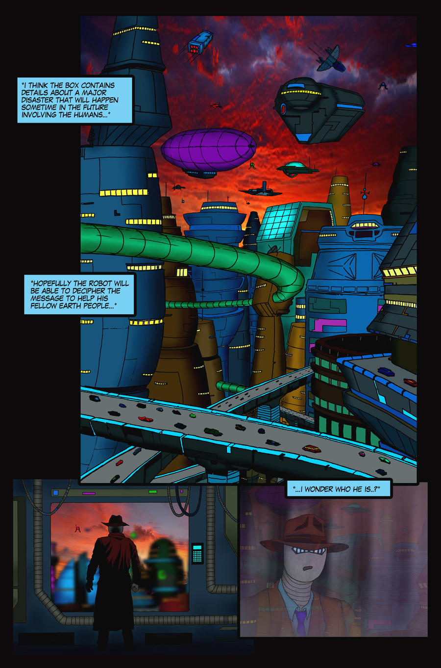 Page Two by JIMeRsKI