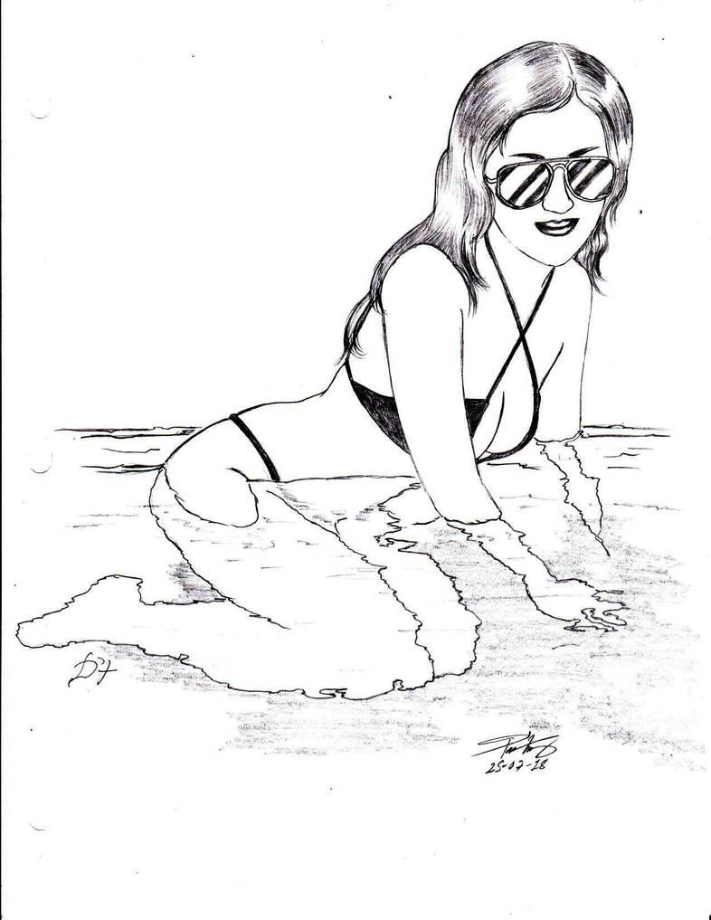 beatriz bikini