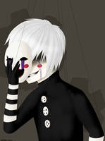 The Marionette (or The Puppet idk) fnaf by lalabell7