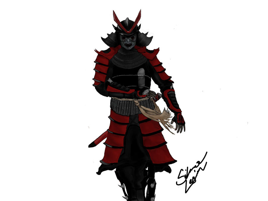 Nothing but a Samurai by SilenceLegion