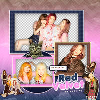 294|Red velvet|Png pack|#11 by happinesspngs