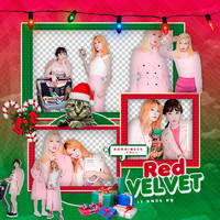 319|Red velvet|Png pack|#13| by happinesspngs