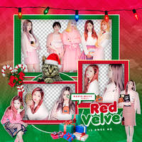 320|Red velvet|Png pack|#14| by happinesspngs