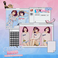 322|Eunha (GFRIEND)|Png pack|#01| by happinesspngs