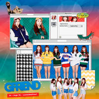 336|GFRIEND|Png pack|#07 by happinesspngs