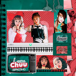 418|Chuu(LOONA)|Png pack|#01| by happinesspngs