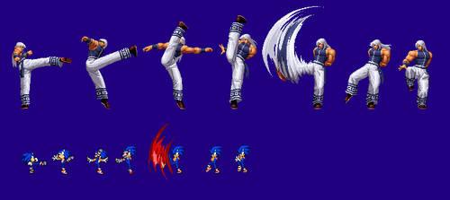 {Custom Sonic 2} by PhoenixFireWolf12