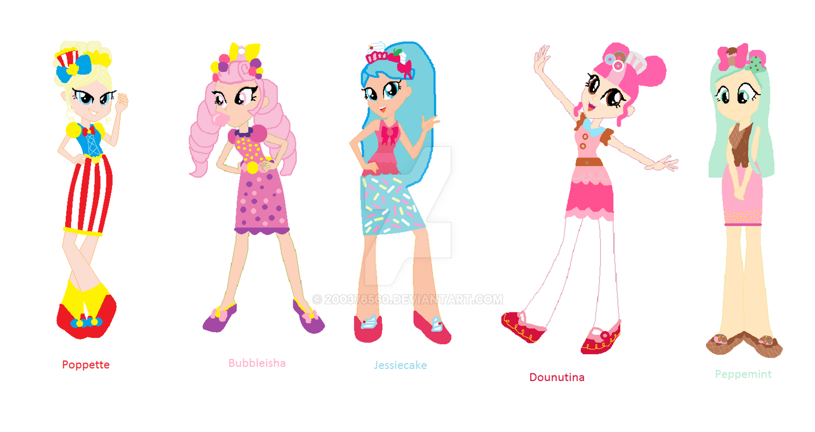 The Shoppies By 200376560 On DeviantArt