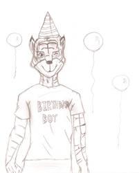 Happy Birthday Rory! (TheTigerWolf55)