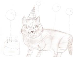 Happy Birthday Sara! (EiraTheGuardian)