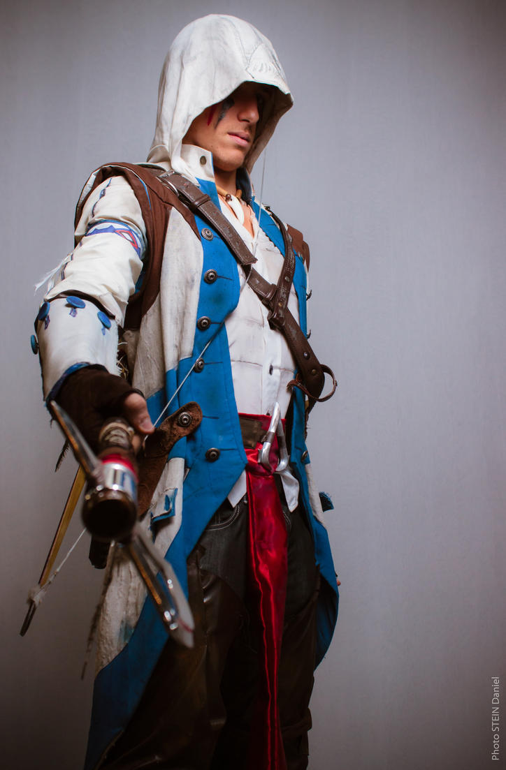 Connor Kenway by Karysoon