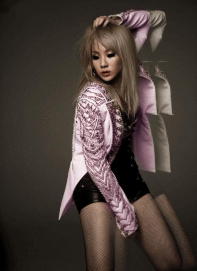 Lee Chaerin Kim by GaGaGomezCyrus