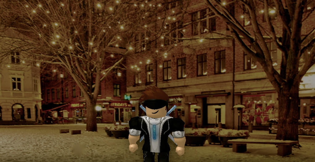 Roblox Winter City By Frostypictures On Deviantart - roblox city boy