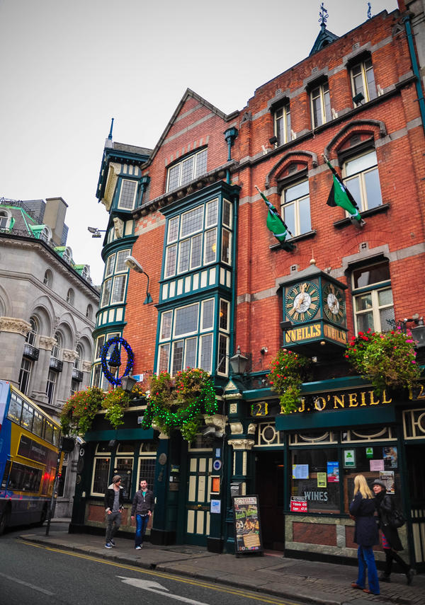 Dublin by dianora