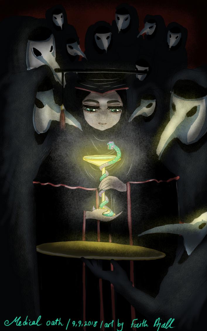 Dark reign:Medical_oath by Faith-Ajall