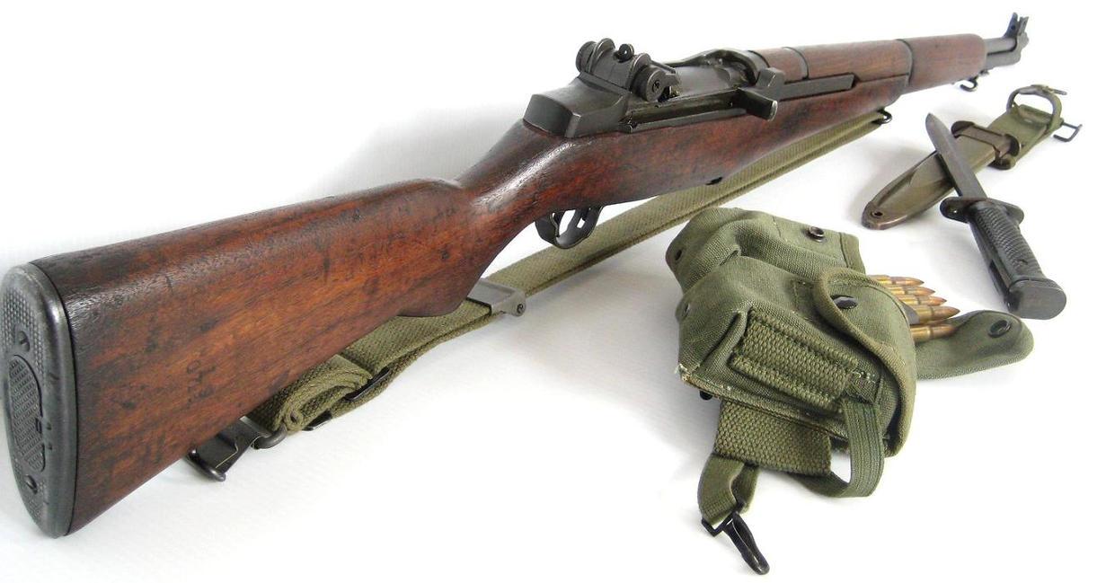 M1 Garand - QuestionsConcerns  M1 Garand