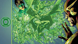 Hal + Barry recapping - Blackest Night