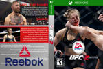 EA Sports UFC 2 Cover XBOX ONE