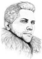 Dragon Age: Inquisition - Cullen Rutherford