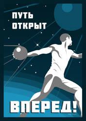 Sputnik by Spiritius