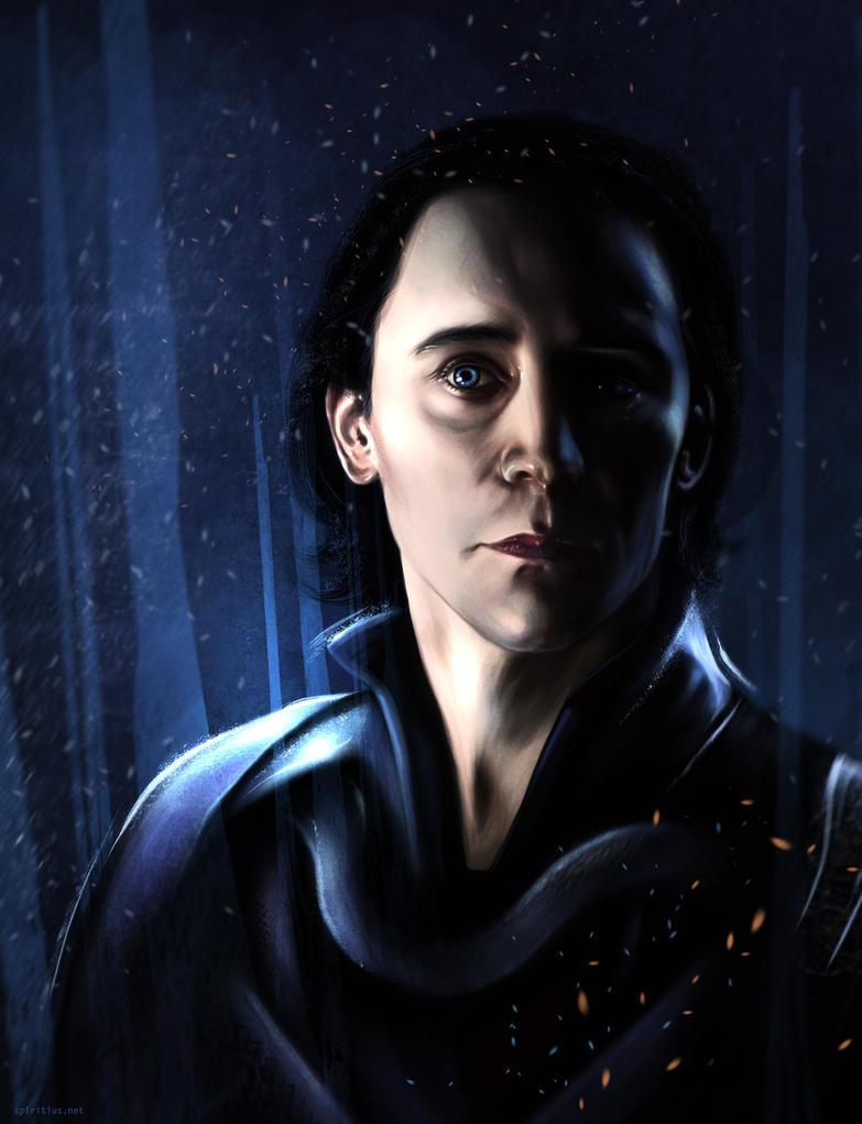 Thor: Loki in Jotunheimrby ~Spiritius