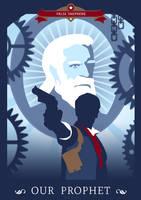 Bioshock Infinite: Booker by Spiritius
