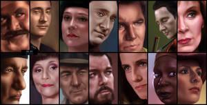 Star Trek: close up