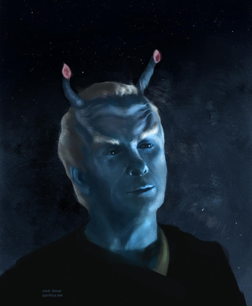 Star Trek: cmd.Shran by Spiritius