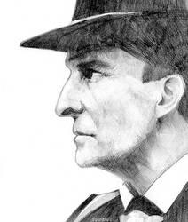 Sherlock Holmes by Spiritius
