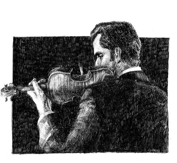 Sherlock Holmes 2 by Spiritius