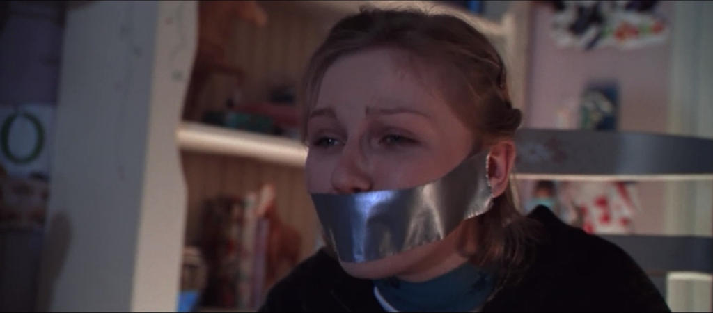 Kirsten Dunst tape gagged by Celebstiedandgagged6