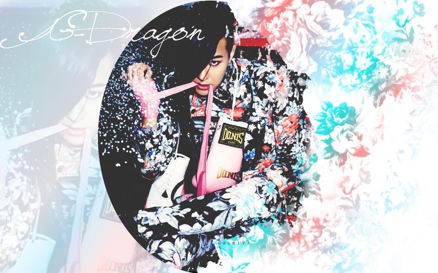 G-Dragon 05 by dasmi93