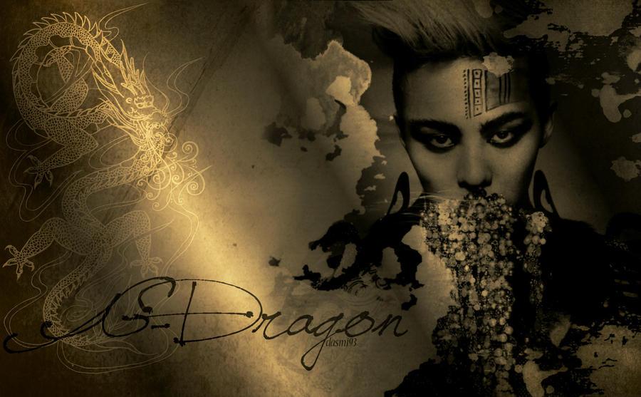 G Dragon 2013 Wallpaper G-Dragon 10 by dasmi93