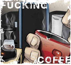 Fucking Coffee by jotapehq