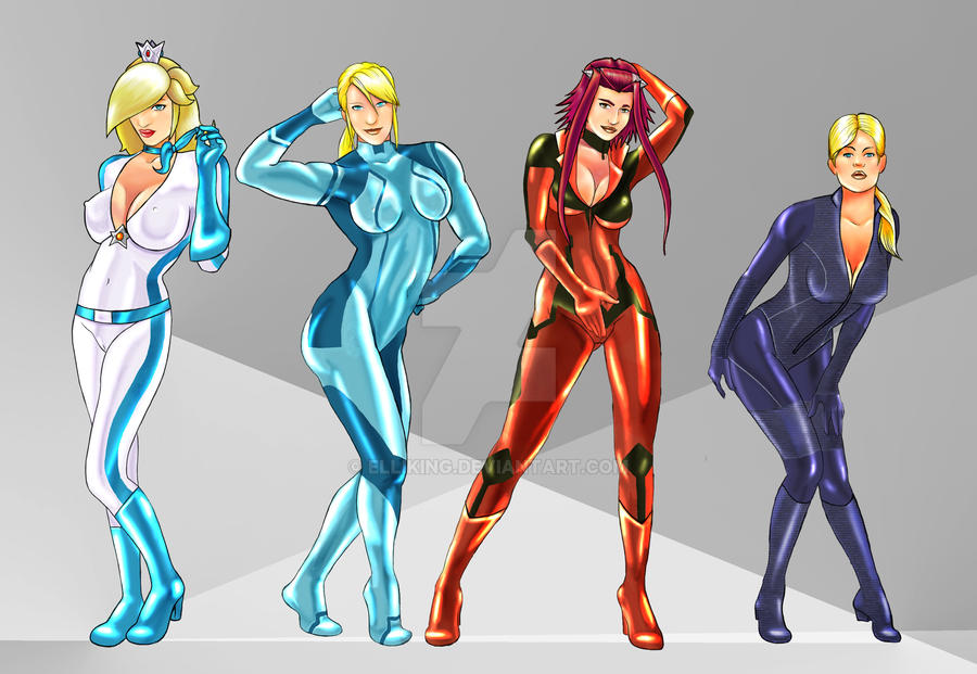 latex line up by elliking