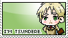 England Stamp - I'm Tsundere by telepaths