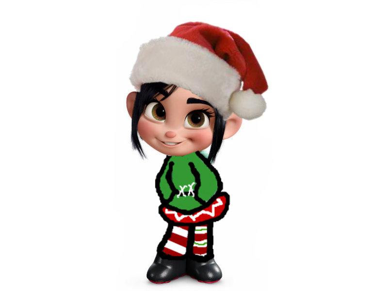 Christmas Avatar by WDisneyRP-Vanellope on DeviantArt