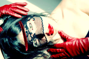 Blood Roses by sevgihan