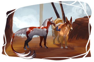 [WoR] What the desert offers by Lairai