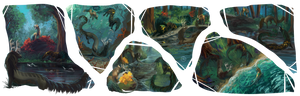 [ARPG] Deep in the Forest