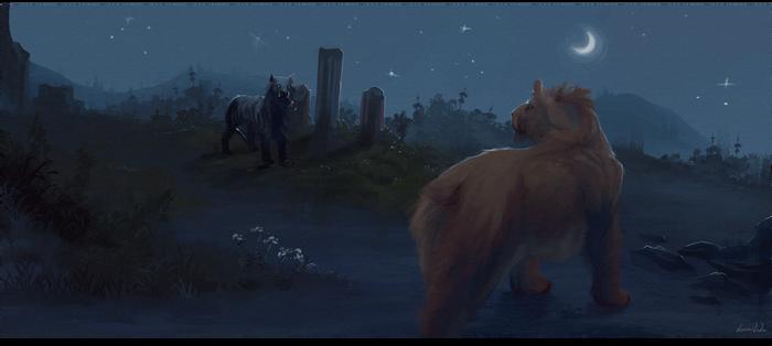 [Nemeion] Moonlit Meeting