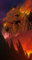 Rift- Fire Colossus