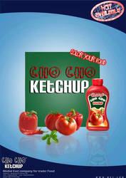 CHO CHO ketchup.01 by ViRuS2002EnG