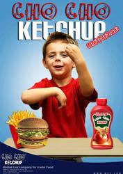 CHO CHO ketchup.02 by ViRuS2002EnG