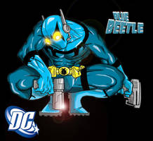 Blue Beetle by BradMatthews