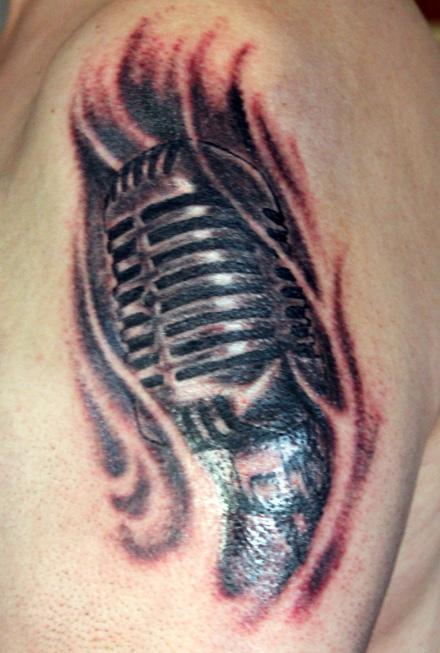 Rockabilly Tattoo by Zamarea on DeviantArt