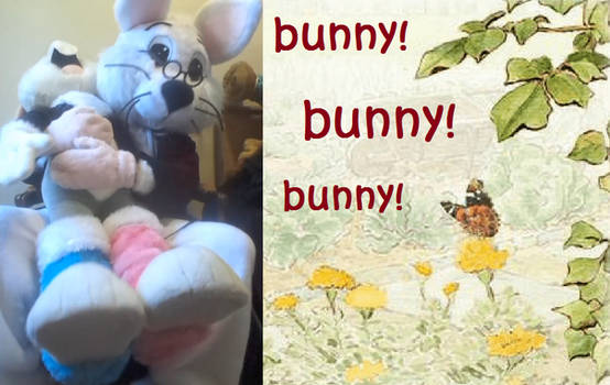 (VIDEO LINK) Woodruff's Famous Giant Plush Bunnies