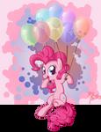 Pinkiepie's hovering