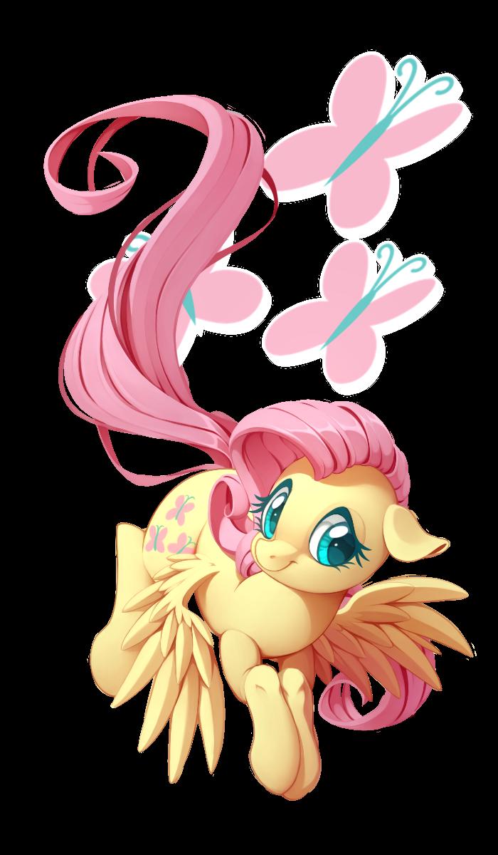 Fluttershy by LordYanYu